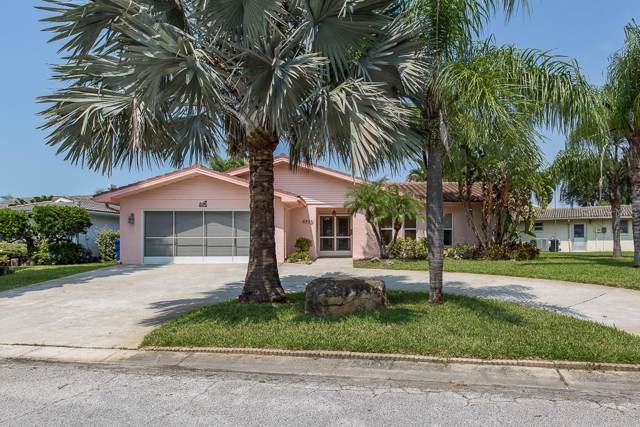 4945 Marlin Drive, New Port Richey, FL 34652 (MLS #U8059644) :: Griffin Group