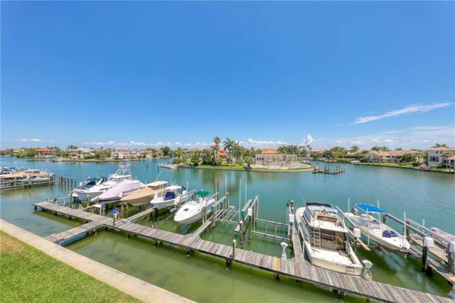 545 Pinellas Bayway S #107, St Petersburg, FL 33715 (MLS #U8059681) :: The Light Team