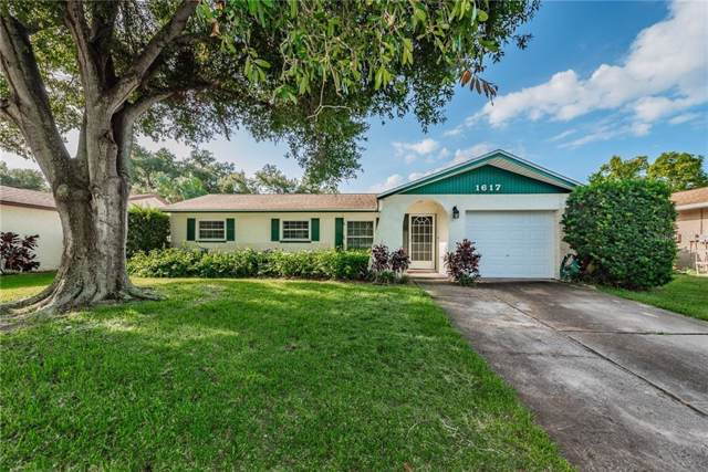1617 Greenwood Drive, Dunedin, FL 34698 (MLS #U8059699) :: Paolini Properties Group