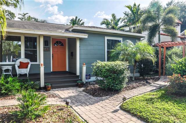 646 15TH Avenue NE, St Petersburg, FL 33704 (MLS #U8059792) :: Lockhart & Walseth Team, Realtors