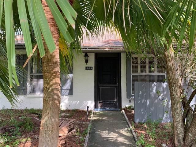 649 Rodeo Drive, Largo, FL 33771 (MLS #U8059842) :: Charles Rutenberg Realty