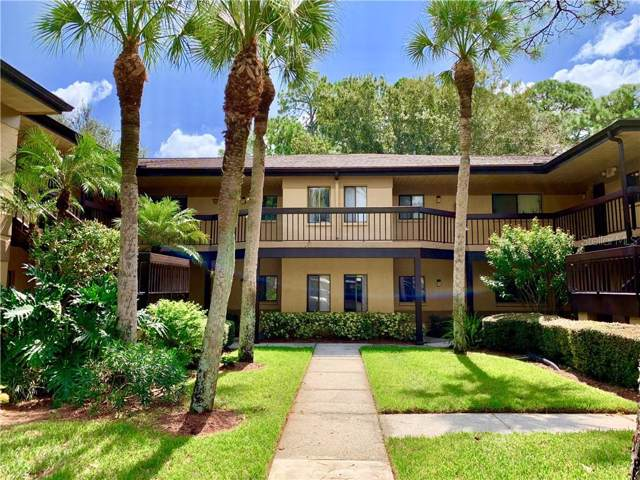 2667 Sabal Springs Circle #104, Clearwater, FL 33761 (MLS #U8060064) :: Premium Properties Real Estate Services