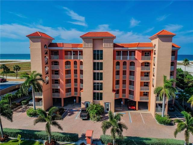 11040 Gulf Boulevard #201, Treasure Island, FL 33706 (MLS #U8060102) :: Alpha Equity Team