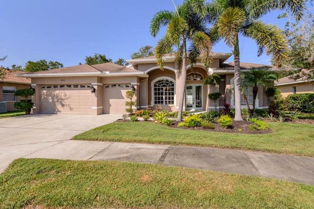 919 Wyngate Court, Safety Harbor, FL 34695 (MLS #U8060228) :: 54 Realty