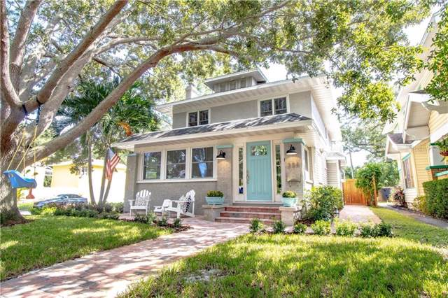 258 14 Avenue NE, Saint Petersburg, FL 33701 (MLS #U8060326) :: Andrew Cherry & Company