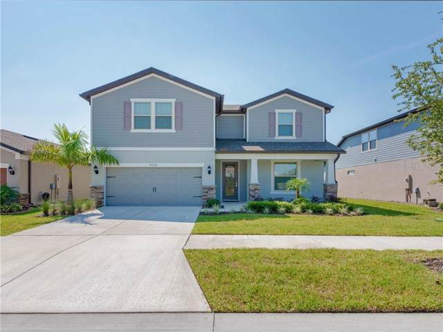 9105 Grant Line Lane, Riverview, FL 33578 (MLS #U8060514) :: Team Borham at Keller Williams Realty