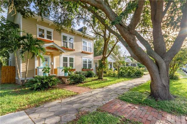 140 13TH Avenue NE, St Petersburg, FL 33701 (MLS #U8060604) :: Andrew Cherry & Company