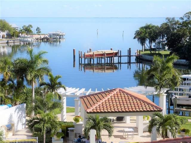 1325 Snell Isle Boulevard NE #407, St Petersburg, FL 33704 (MLS #U8060629) :: Lockhart & Walseth Team, Realtors