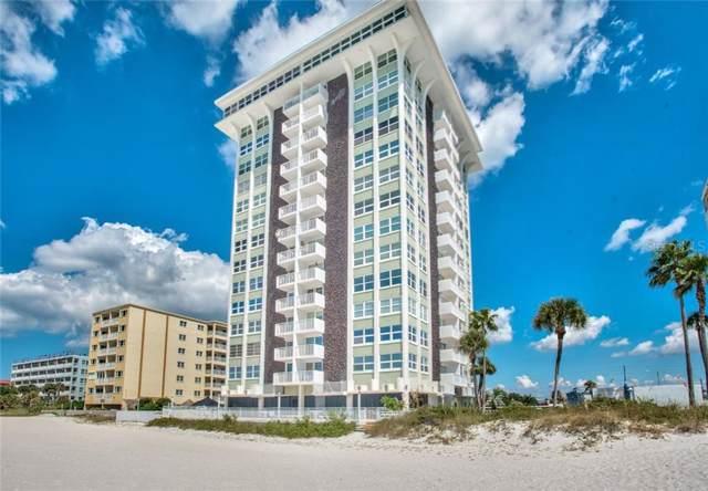 17408 Gulf Boulevard #804, Redington Shores, FL 33708 (MLS #U8060641) :: Lockhart & Walseth Team, Realtors
