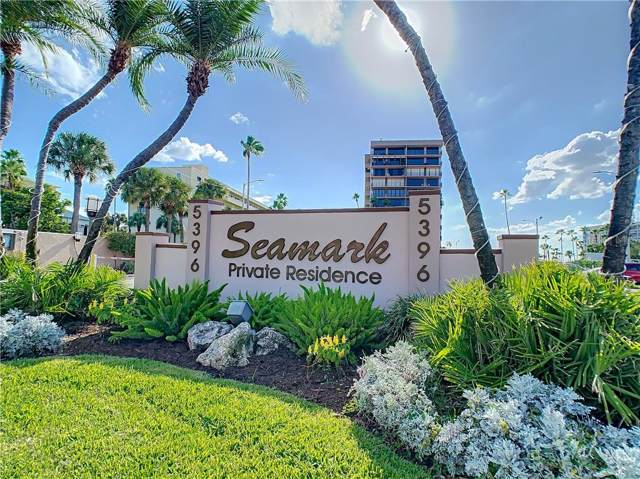 5396 Gulf Boulevard #1008, St Pete Beach, FL 33706 (MLS #U8060778) :: Lockhart & Walseth Team, Realtors