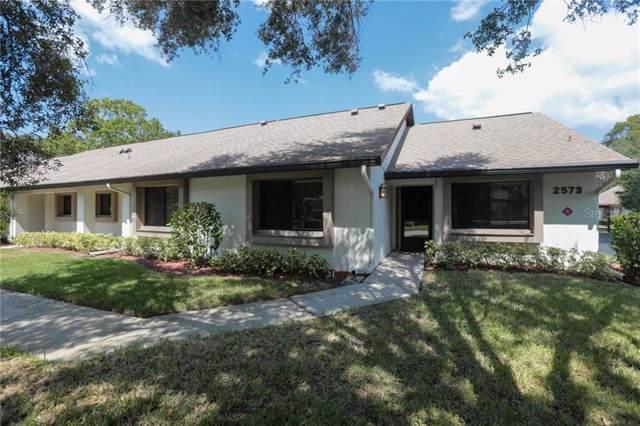 2573 Oakleaf Lane 39D, Clearwater, FL 33763 (MLS #U8060809) :: 54 Realty