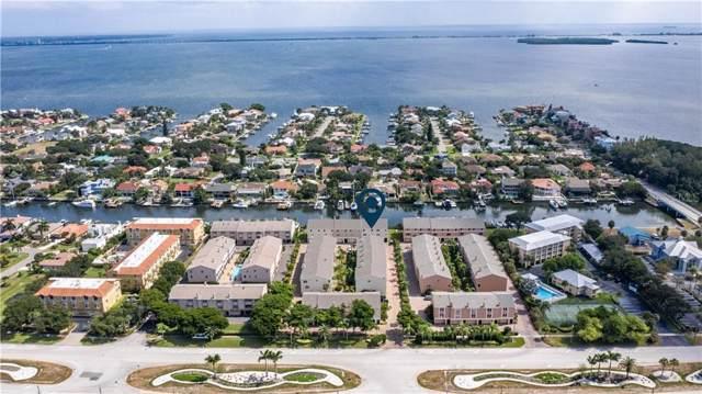 1109 Pinellas Bayway S #105, Tierra Verde, FL 33715 (MLS #U8060878) :: Lockhart & Walseth Team, Realtors