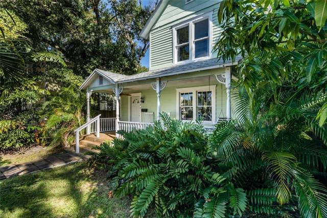 327 7TH Avenue N, St Petersburg, FL 33701 (MLS #U8060888) :: Andrew Cherry & Company