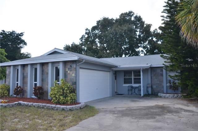 1616 Cromwell Drive, Tarpon Springs, FL 34689 (MLS #U8061143) :: Alpha Equity Team