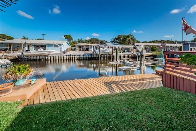 316 Circle Drive, Palm Harbor, FL 34683 (MLS #U8061153) :: Delgado Home Team at Keller Williams