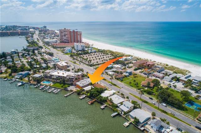 18207 Gulf Boulevard, Redington Shores, FL 33708 (MLS #U8061237) :: Lockhart & Walseth Team, Realtors