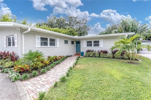 827 Snell Isle Boulevard NE, St Petersburg, FL 33704 (MLS #U8061498) :: Lockhart & Walseth Team, Realtors
