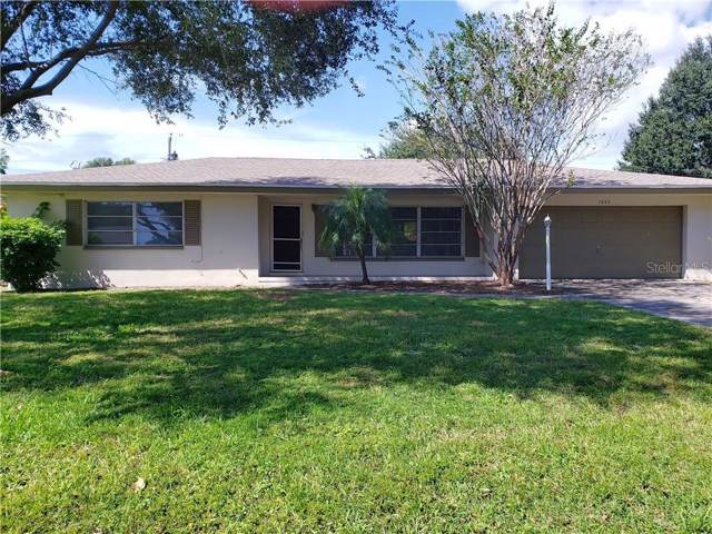 1444 Highfield Drive, Clearwater, FL 33764 (MLS #U8061661) :: Gate Arty & the Group - Keller Williams Realty Smart
