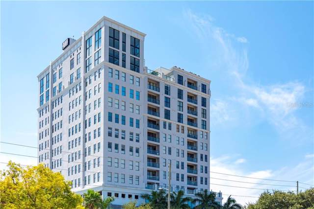 226 5TH Avenue N #1405, St Petersburg, FL 33701 (MLS #U8061768) :: Lockhart & Walseth Team, Realtors