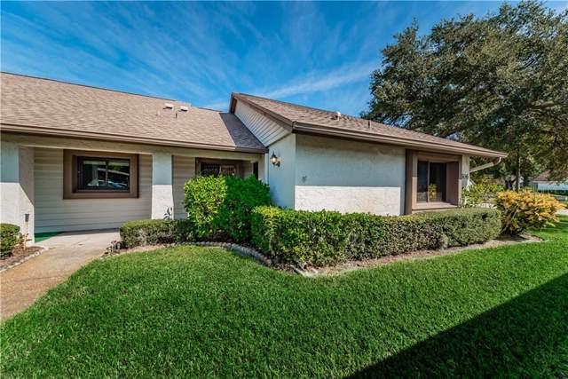 2506 Laurelwood Drive 4-C, Clearwater, FL 33763 (MLS #U8061842) :: Baird Realty Group