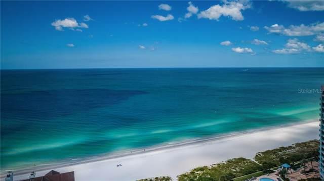 1582 Gulf Boulevard #1308, Clearwater Beach, FL 33767 (MLS #U8061918) :: Burwell Real Estate