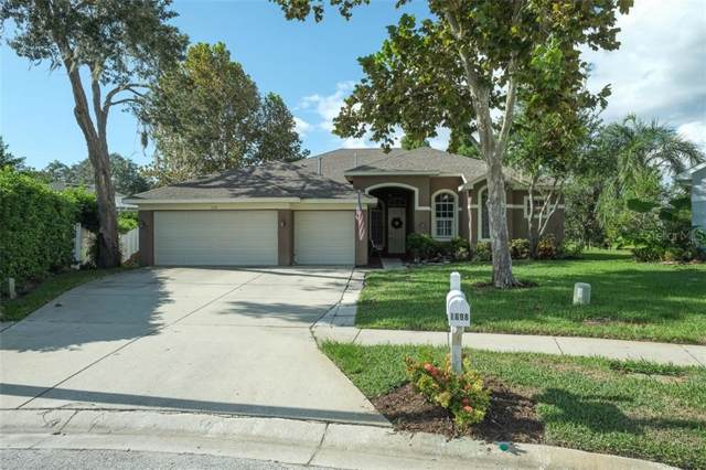 1698 Water Oak Drive, Tarpon Springs, FL 34689 (MLS #U8061921) :: Alpha Equity Team