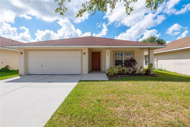2107 Pleasure Run Drive, Ruskin, FL 33570 (MLS #U8061954) :: Cartwright Realty