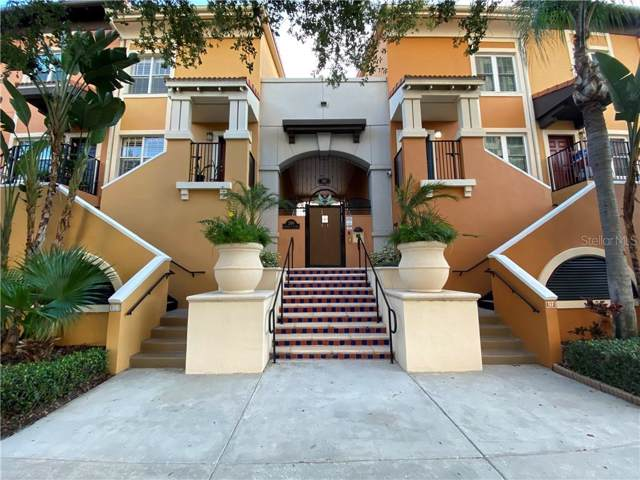 200 4TH Avenue S #111, St Petersburg, FL 33701 (MLS #U8061966) :: Team Bohannon Keller Williams, Tampa Properties