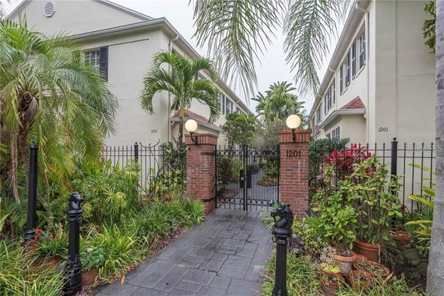 1201 W Horatio Street H2, Tampa, FL 33606 (MLS #U8062130) :: Carmena and Associates Realty Group