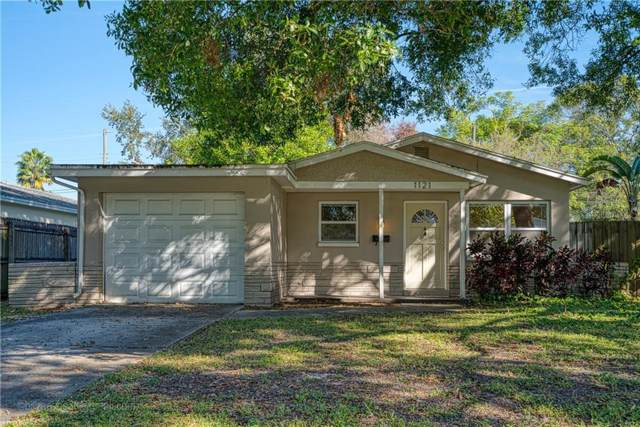 1121 49TH Avenue N, St Petersburg, FL 33703 (MLS #U8062190) :: Gate Arty & the Group - Keller Williams Realty Smart