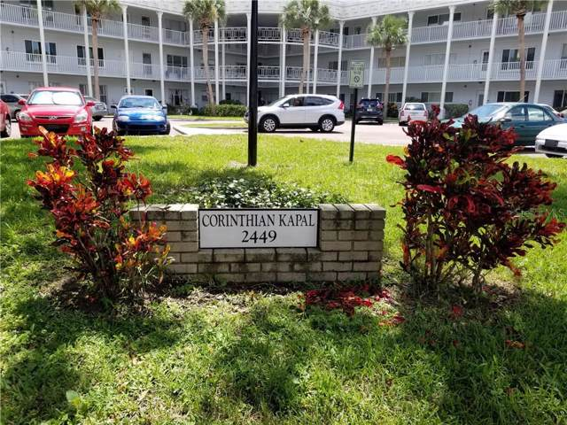 2449 Columbia Drive #69, Clearwater, FL 33763 (MLS #U8062218) :: Godwin Realty Group