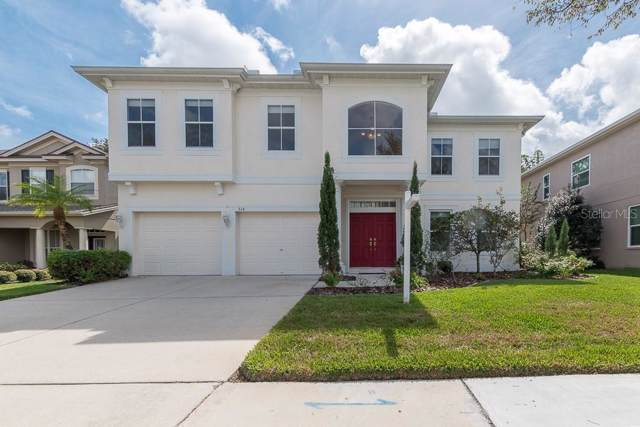 514 Harbor Grove Circle, Safety Harbor, FL 34695 (MLS #U8062251) :: Premium Properties Real Estate Services