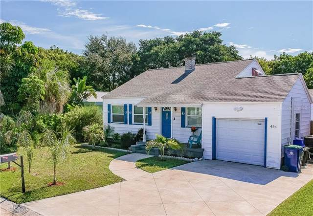 434 77TH Avenue, St Pete Beach, FL 33706 (MLS #U8062263) :: Lockhart & Walseth Team, Realtors