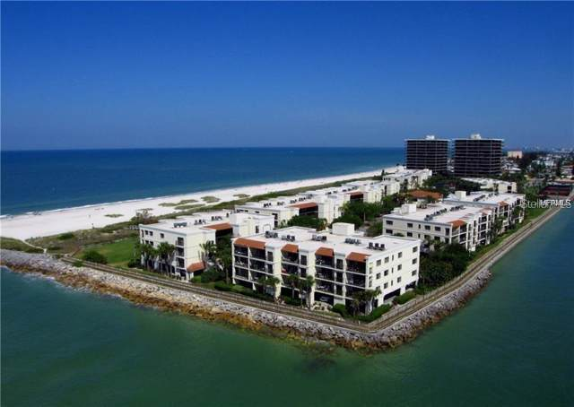 7467 Bayshore Drive #301, Treasure Island, FL 33706 (MLS #U8062266) :: Lockhart & Walseth Team, Realtors