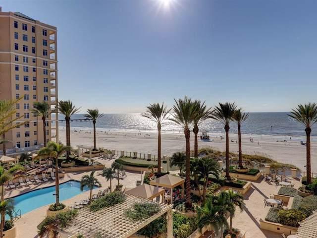 11 Baymont Street #607, Clearwater Beach, FL 33767 (MLS #U8062284) :: Burwell Real Estate