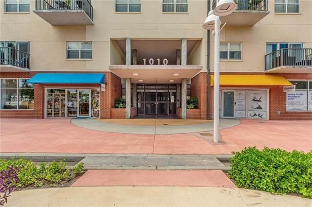 1010 Central Avenue #326, St Petersburg, FL 33705 (MLS #U8062309) :: Andrew Cherry & Company