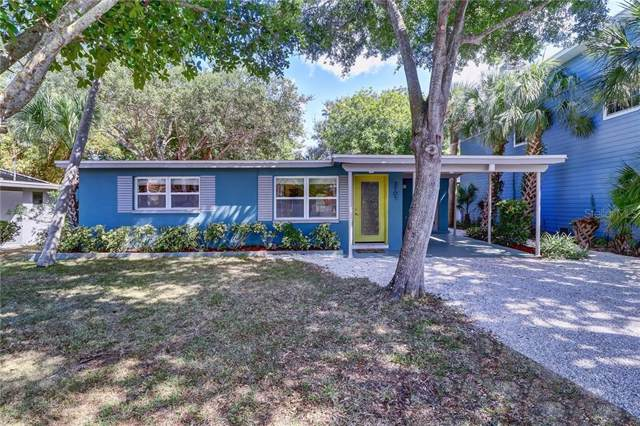2105 1ST Street, Indian Rocks Beach, FL 33785 (MLS #U8062338) :: Gate Arty & the Group - Keller Williams Realty Smart