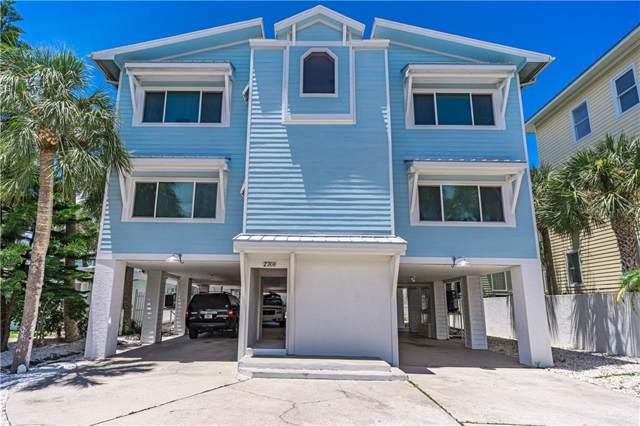 2708 Gulf Boulevard #101, Indian Rocks Beach, FL 33785 (MLS #U8062394) :: Lockhart & Walseth Team, Realtors