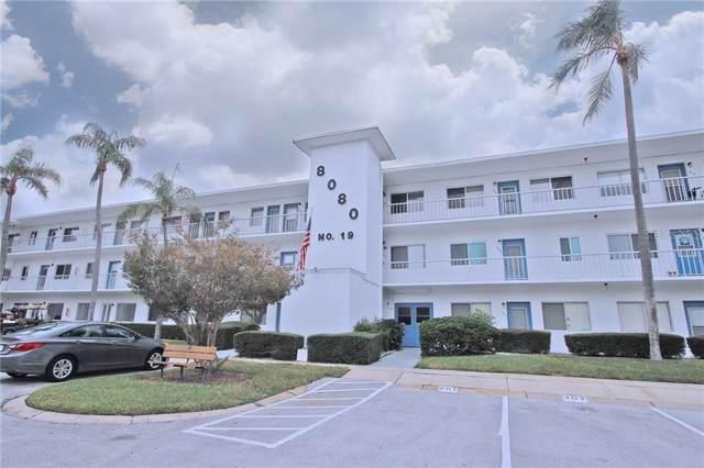 8080 112TH Street #102, Seminole, FL 33772 (MLS #U8062417) :: Sarasota Home Specialists