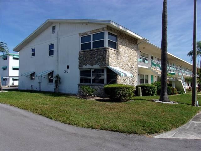2011 58TH Avenue N #1, St Petersburg, FL 33714 (MLS #U8062420) :: The Figueroa Team