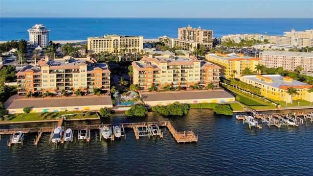 5301 Gulf Boulevard A202, St Pete Beach, FL 33706 (MLS #U8062433) :: Lockhart & Walseth Team, Realtors