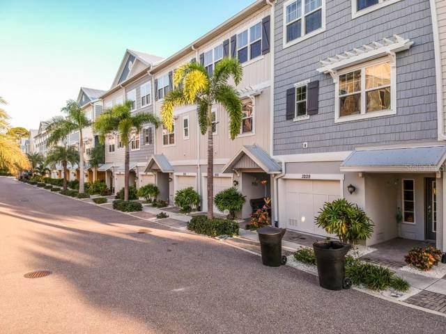 3222 Moorings Drive S, St Petersburg, FL 33712 (MLS #U8062473) :: Florida Real Estate Sellers at Keller Williams Realty