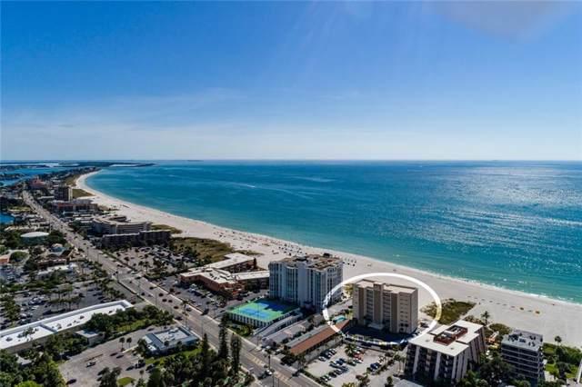 5000 Gulf Boulevard #501, St Pete Beach, FL 33706 (MLS #U8062488) :: Lockhart & Walseth Team, Realtors