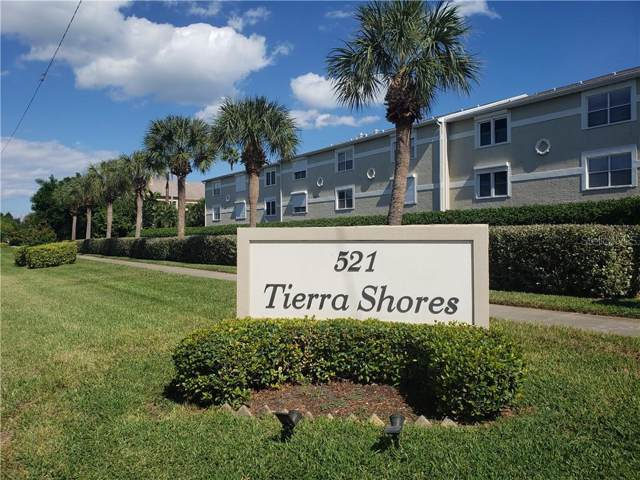 521 Pinellas Bayway S #202, Tierra Verde, FL 33715 (MLS #U8062493) :: Baird Realty Group