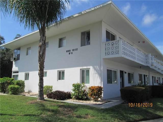 8320 112TH Street #201, Seminole, FL 33772 (MLS #U8062499) :: Florida Real Estate Sellers at Keller Williams Realty