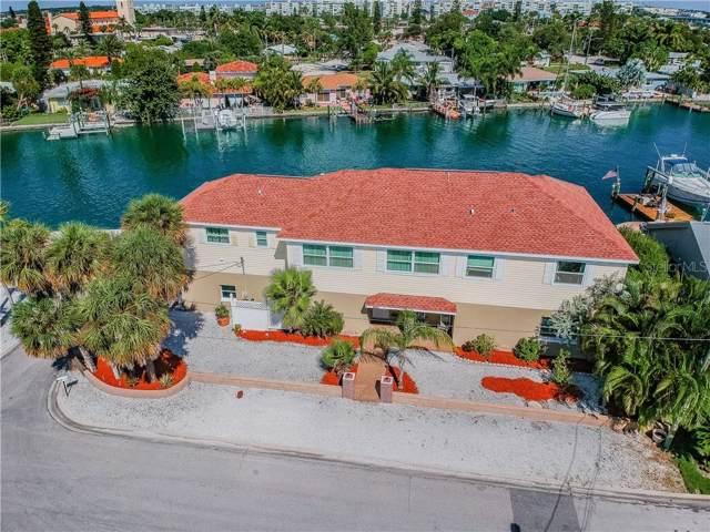 8051 Coquina Way, St Pete Beach, FL 33706 (MLS #U8062530) :: Lockhart & Walseth Team, Realtors