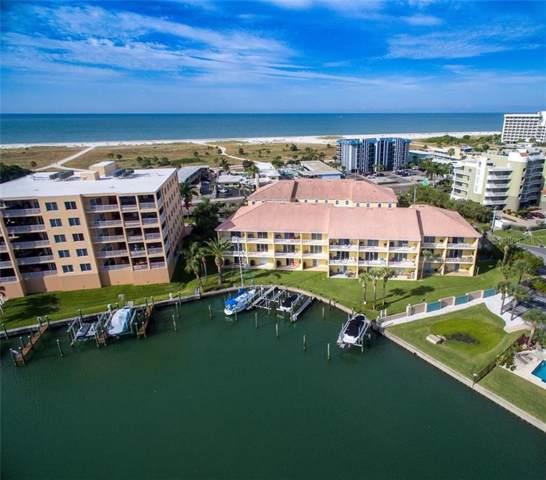11595 Gulf Boulevard #9, Treasure Island, FL 33706 (MLS #U8062538) :: Lockhart & Walseth Team, Realtors