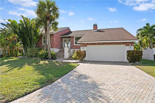 138 12TH Street E, Tierra Verde, FL 33715 (MLS #U8062600) :: Kendrick Realty Inc