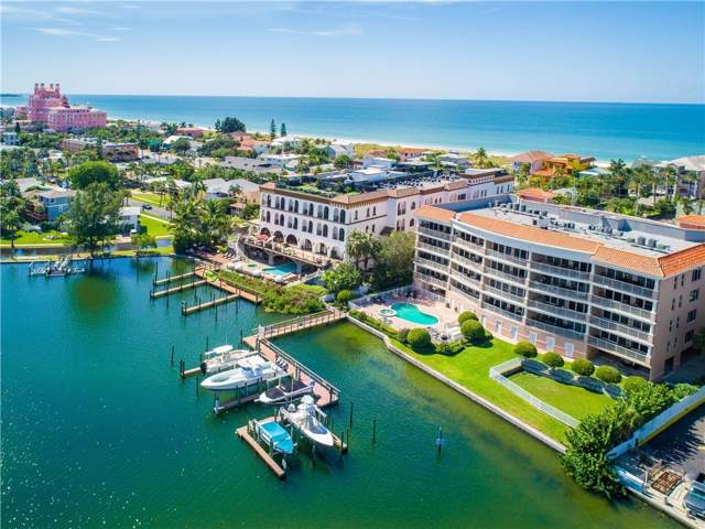 3805 Gulf Boulevard #401, St Pete Beach, FL 33706 (MLS #U8062641) :: Lockhart & Walseth Team, Realtors