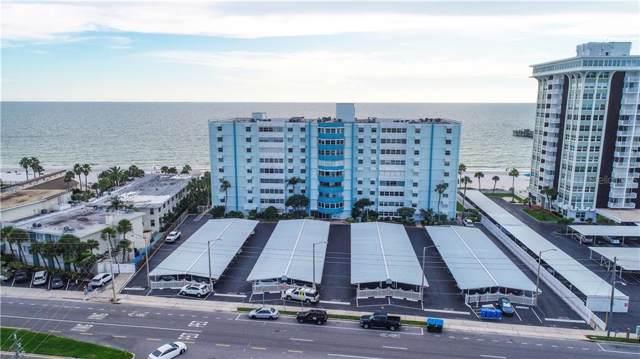 17400 Gulf Boulevard E5, Redington Shores, FL 33708 (MLS #U8062651) :: NewHomePrograms.com LLC